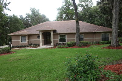 Ocala Single Family Home For Sale: 4550 NW 82 Court