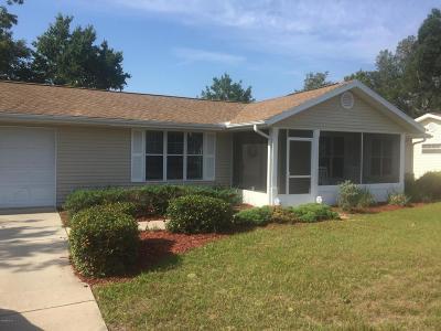 Ocala FL Single Family Home For Sale: $122,500