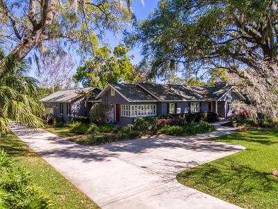 Ocala Single Family Home Pending: 1757 SE 5 Street