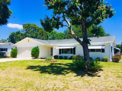 Ocala Single Family Home For Sale: 11289 SW 78th Avenue