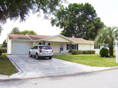 Spruce Creek So Single Family Home For Sale: 17550 SE 108th Ave