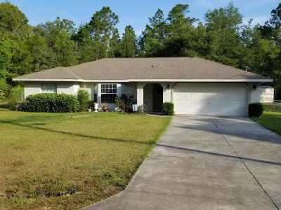 Single Family Home For Sale: 71 Pecan Pass