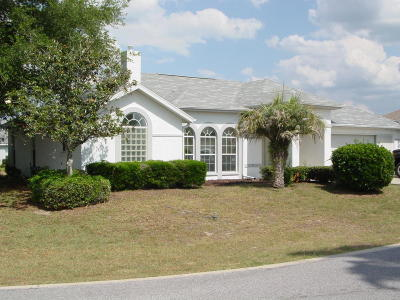 Ocala Palms Single Family Home For Sale: 5306 NW 21st Loop
