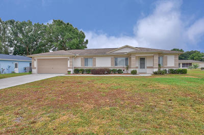 Cherry Wood Single Family Home For Sale: 6310 SW 100 Loop