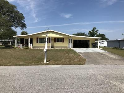 Ocala Single Family Home For Sale: 10430 SW 98th Avenue