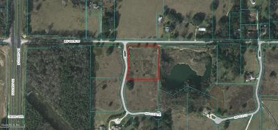 Ocala Residential Lots & Land For Sale: NW 100 St Street