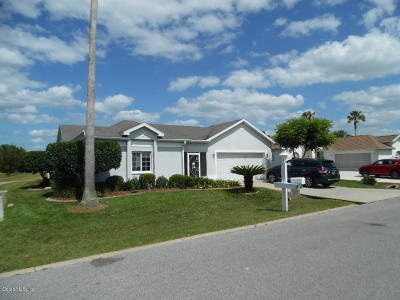 Ocala Palms Single Family Home For Sale: 2151 NW 53 Ct Court