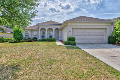 Heathbrook Hills Single Family Home For Sale: 4960 SW 63rd Loop