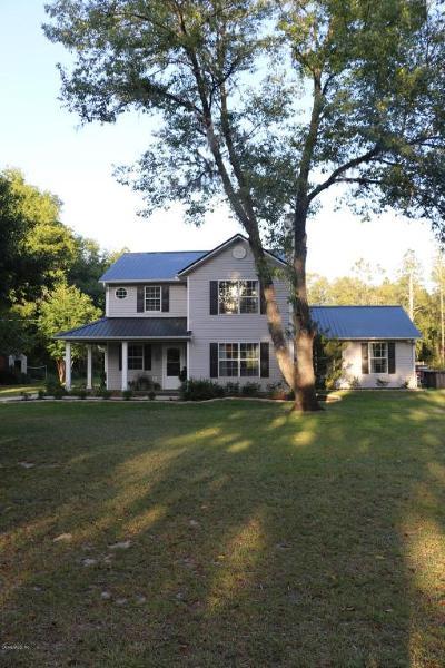 Ocala Single Family Home For Sale: 28 Locust Run