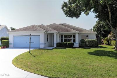 The Villages Single Family Home For Sale: 929 Soledad Way