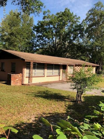 Ocala Single Family Home For Sale: 2432 NE 4th Avenue