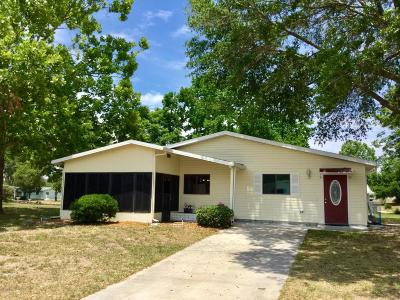 Pine Run Estate Single Family Home For Sale: 9055 SW 103rd Place
