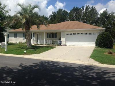 Spruce Creek Pr Single Family Home For Sale: 13780 SW 112th Terrace