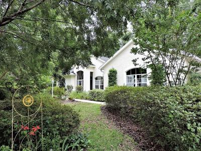 Dunnellon Single Family Home For Sale: 19436 SW 101 Place Road