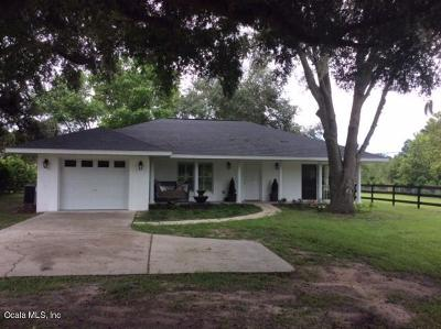 Ocala Farm For Sale: 8285 NW 115th Avenue
