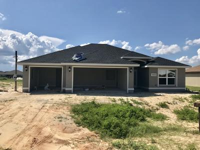 Meadow Glenn Single Family Home For Sale: 9692 SW 54th Court