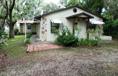 Dunnellon Single Family Home For Sale: 5219 W Gala Lane