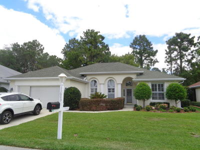Marion County Rental For Rent: 11603 SW 72nd Circle