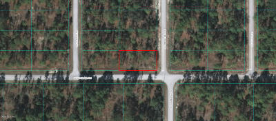 Dunnellon Residential Lots & Land For Sale: Lot 31 SW Winding Hills Rd