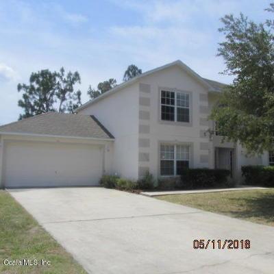Ocala Single Family Home For Sale: 4530 SE 27th Street
