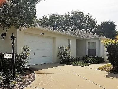 The Villages Single Family Home For Sale: 1679 Summerchase Loop