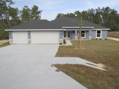 Single Family Home For Sale: 4255 SW 108th Lane