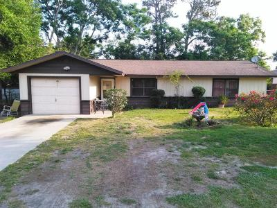 Ocala Single Family Home For Sale: 6825 SE 52nd Place