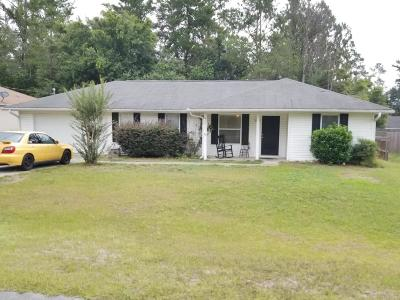 Single Family Home For Sale: 25 Pecan Drive