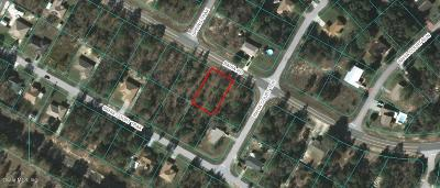 Ocala Residential Lots & Land For Sale: Bahia Rd