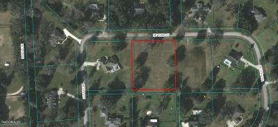 Ocala Residential Lots & Land For Sale: NE 122nd Street