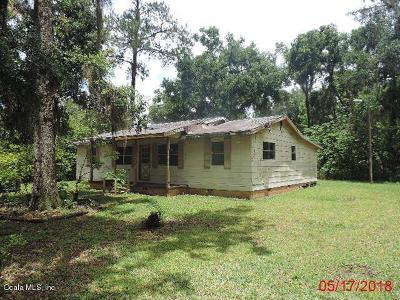 Ocala Single Family Home For Sale: 2511 SE 52nd Street