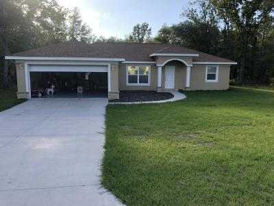Citrus County Single Family Home For Sale: 10380 N Allegheny Way