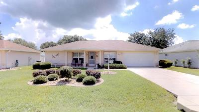 Marion Landing Single Family Home For Sale: 8591 SW 61st Terrace Road