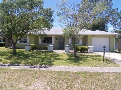Marion Oaks North, Marion Oaks Rnc, Marion Oaks South Single Family Home For Sale: 3400 SW 150th Lane Road
