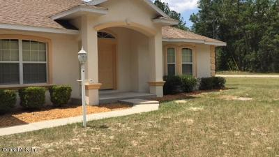 Marion Oaks North, Marion Oaks Rnc, Marion Oaks South Single Family Home For Sale: 7008 SW 131st Loop