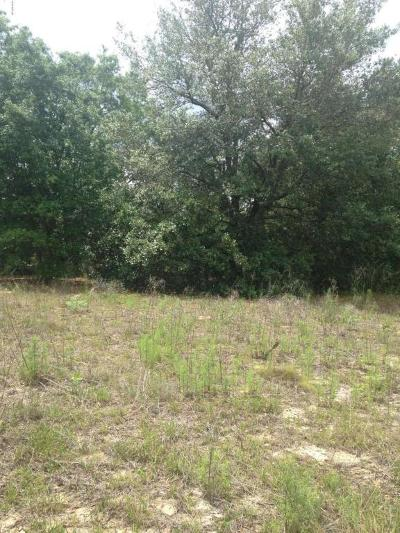 Dunnellon Residential Lots & Land For Sale: SW 66th Loop