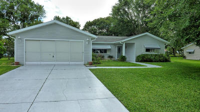 Spruce Creek So Single Family Home For Sale: 17923 SE 105th Court