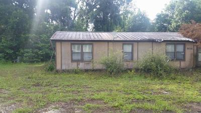 Citra Single Family Home For Sale: 17451 Old Us Hwy 301