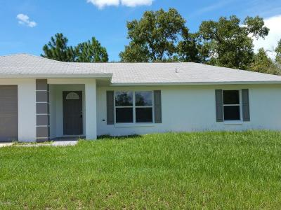 Slvr Spgs Sh N, Slvr Spgs Sh E, Slvr Spgs Sh S Single Family Home For Sale: 9 Redwood Trak