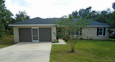 Slvr Spgs Sh N, Slvr Spgs Sh E, Slvr Spgs Sh S Single Family Home For Sale: 62 Fir Drive