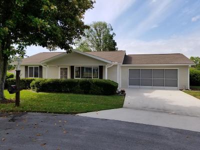 Oak Run Single Family Home For Sale: 10842 SW 86th Terrace