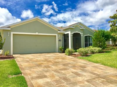 Ocala FL Single Family Home For Sale: $248,900