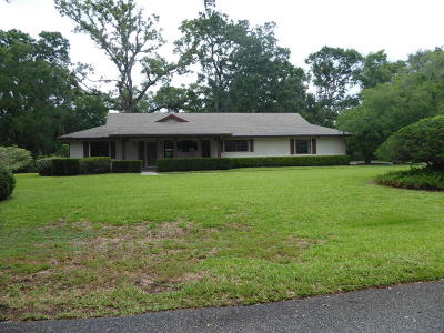 Ocala Single Family Home For Sale: 4533 SE 7th Place