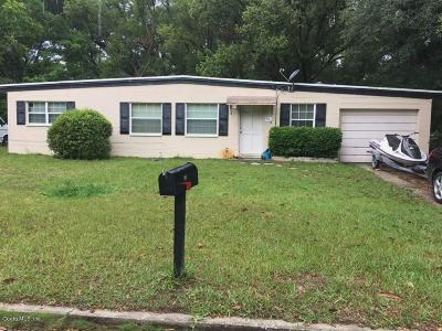 Ocala Single Family Home For Sale: 522 SE 34th Avenue