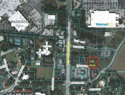 Ocala Residential Lots & Land For Sale: SW 33rd Street