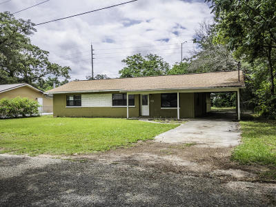 Ocala Single Family Home For Sale: 1120 SE 30th Street