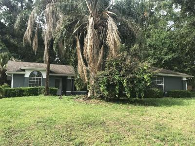 Ocala Single Family Home For Sale: 4420 SW 44th Lane