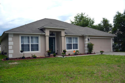 Marion Oaks North, Marion Oaks Rnc, Marion Oaks South Single Family Home For Sale: 14226 SW 44th Court
