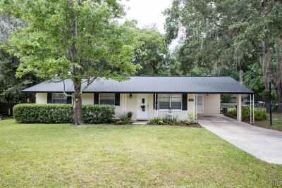 Ocala Single Family Home For Sale: 2830 SE 8th Street