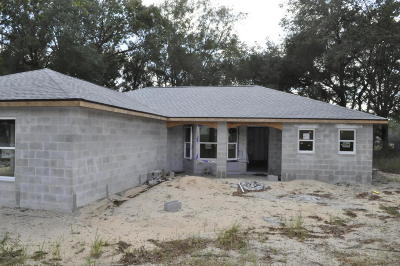 Ocala Single Family Home For Sale: 2 Cherry Court